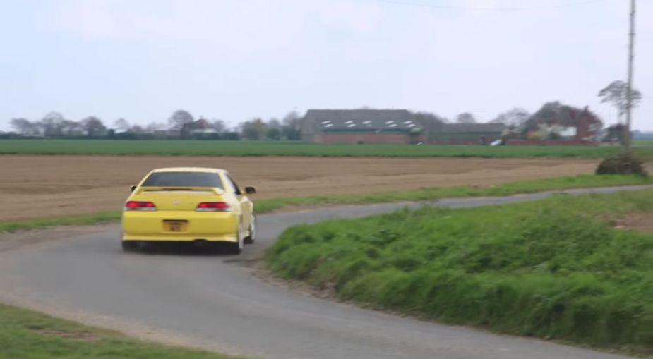 Honda Prelude SiR S-Spec