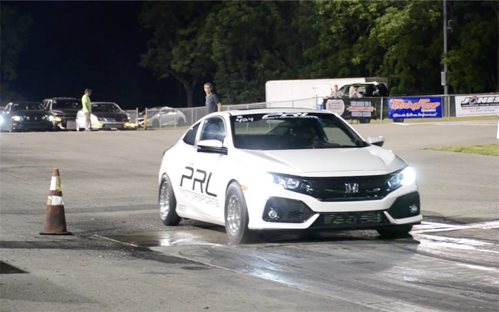 World's First 10 Second Civic X