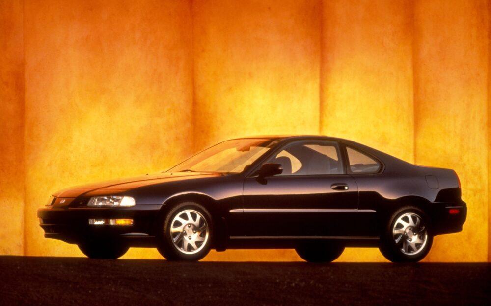 1993 Honda Prelude Fourth generation