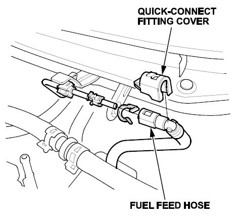 Accord Four Cylinder Engine Single Engine Wiring Diagram