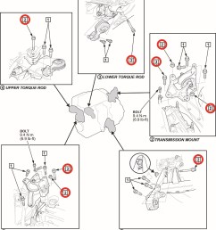 transmission mount [ 1285 x 1429 Pixel ]