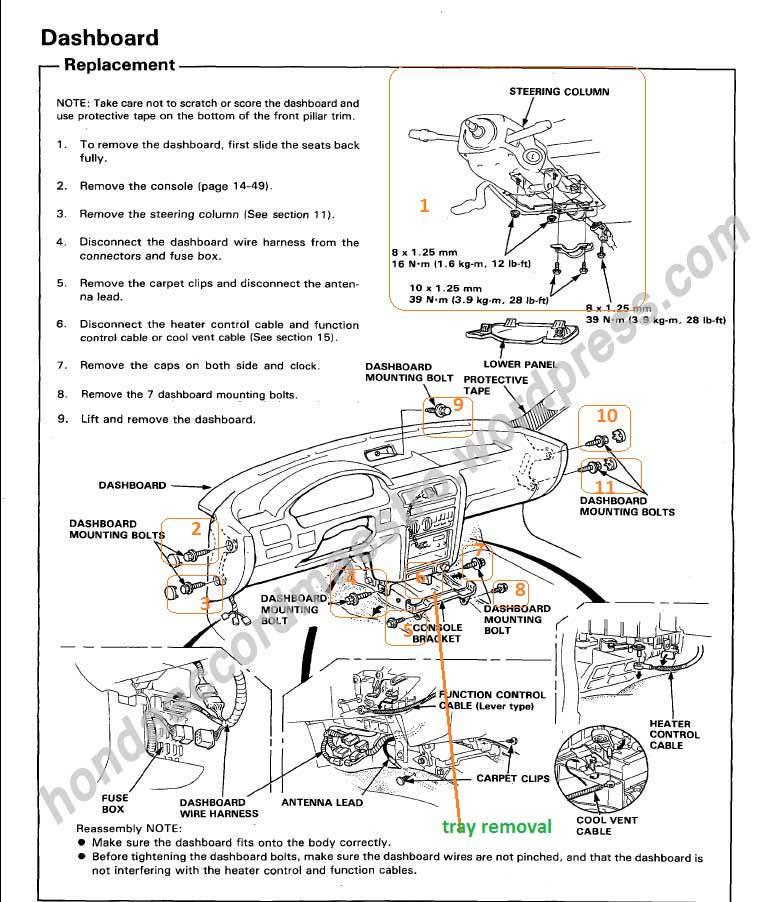 WP images: Honda accord, post 18