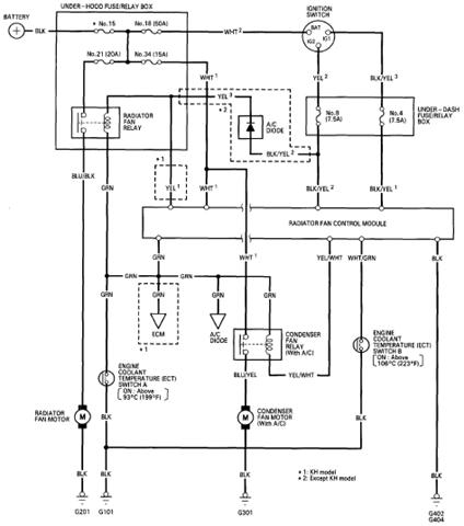 2003 Honda Accord Wiring Diagram & 2003 Honda Accord Radio Wiring