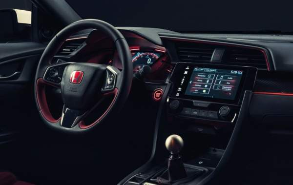 2020-Accord-Type-R-Interior