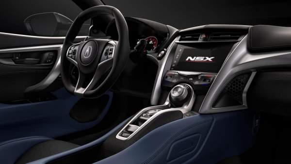 2020-Acura-NSX-Interior