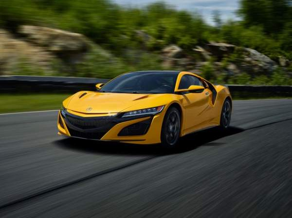 2020-Acura-NSX-Specifications