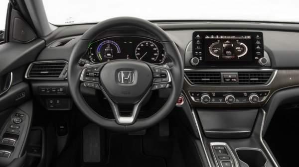 2020-Honda-Accord-Hybrid-Interior