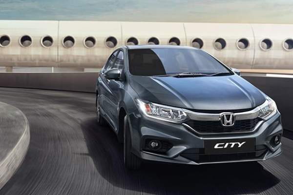 2020 Honda City Redesign