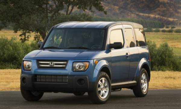 2020-Honda-Element-Changes