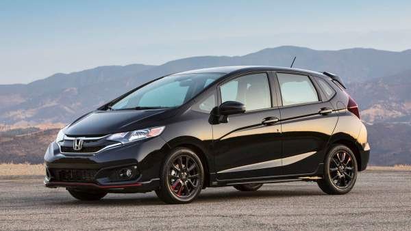 2020 Honda Fit Turbo Rumors