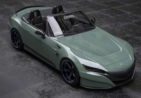 2020-Honda-S2000-Release-Date