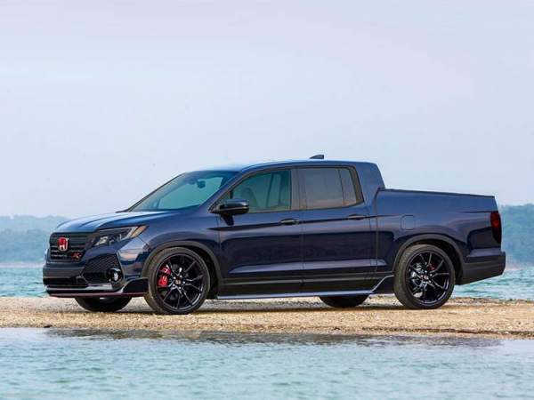 2020-Honda-Ridgeline-Type-R-Exterior