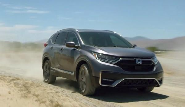 2020 Honda CR-V Hybrid Is Ready For A Public Debut