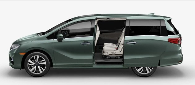 2020-Honda-Odyssey-Price-and-Configurations