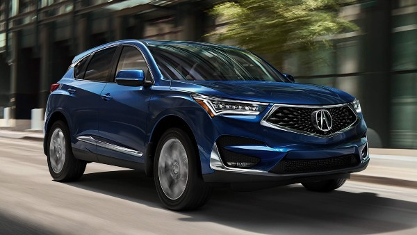 2021 Acura RDX Mid-Cycle Refreshment