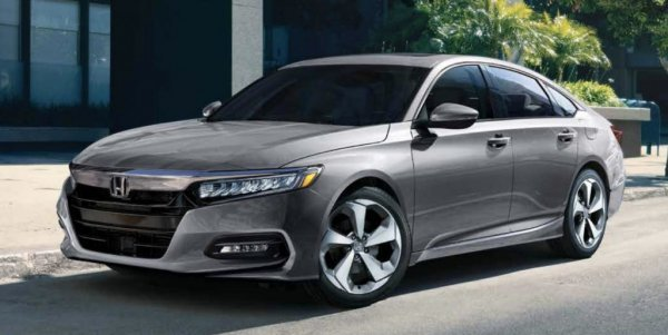 2021 Honda Accord Changes