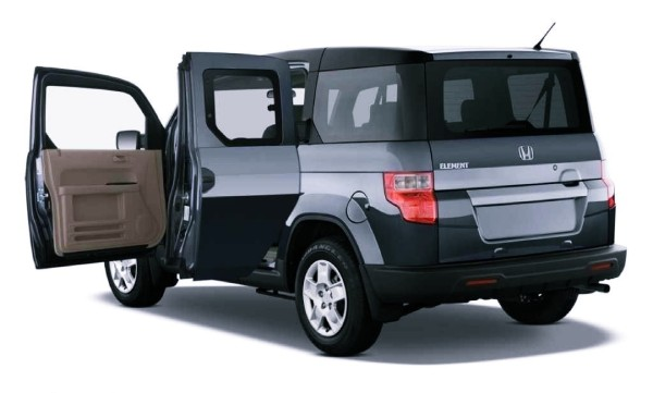 2021-Honda-Element-Exterior Design