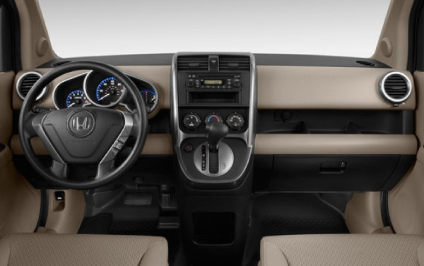 2021-Honda-Element-Interior