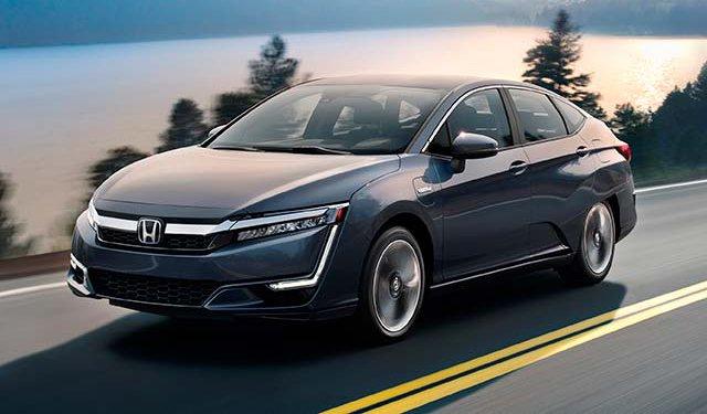 2020 Honda Clarity PHEV Driving Range