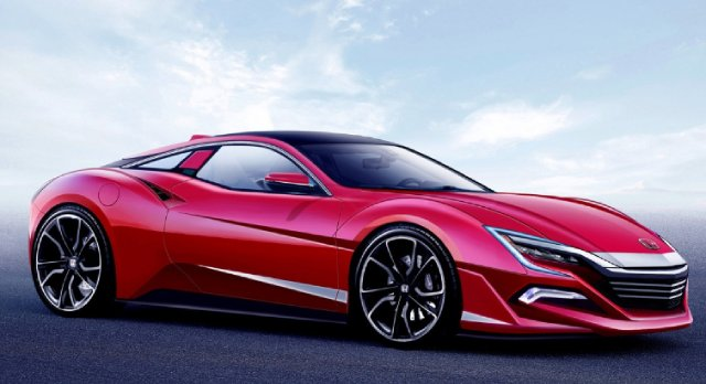 2021 Honda Prelude New Design