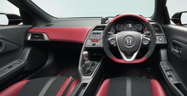 2020-Honda-S660-Interior