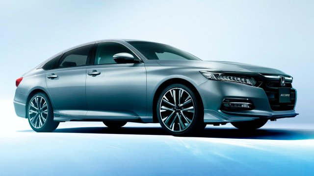 Tenth-Generation Honda Accord Is Finally Available For Domestic Market