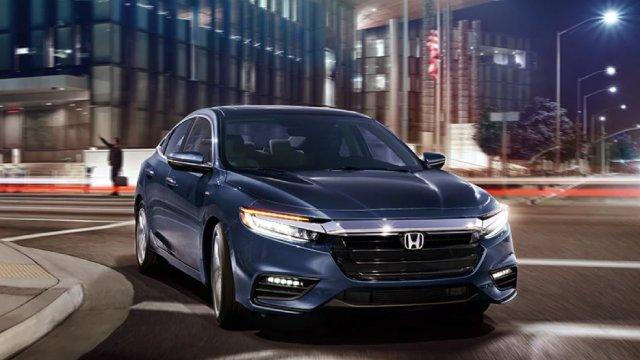 2021 Honda Insight Design
