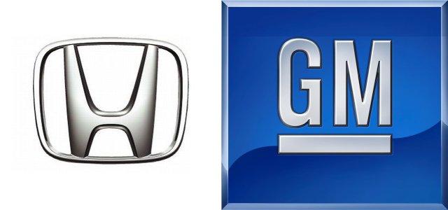 General Motors and Honda Partnership