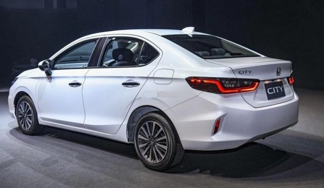 2021 Honda City sedan