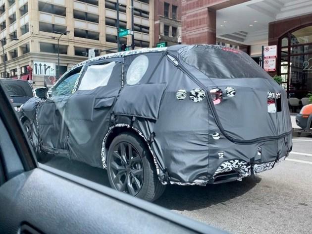2022 Acura MDX rear