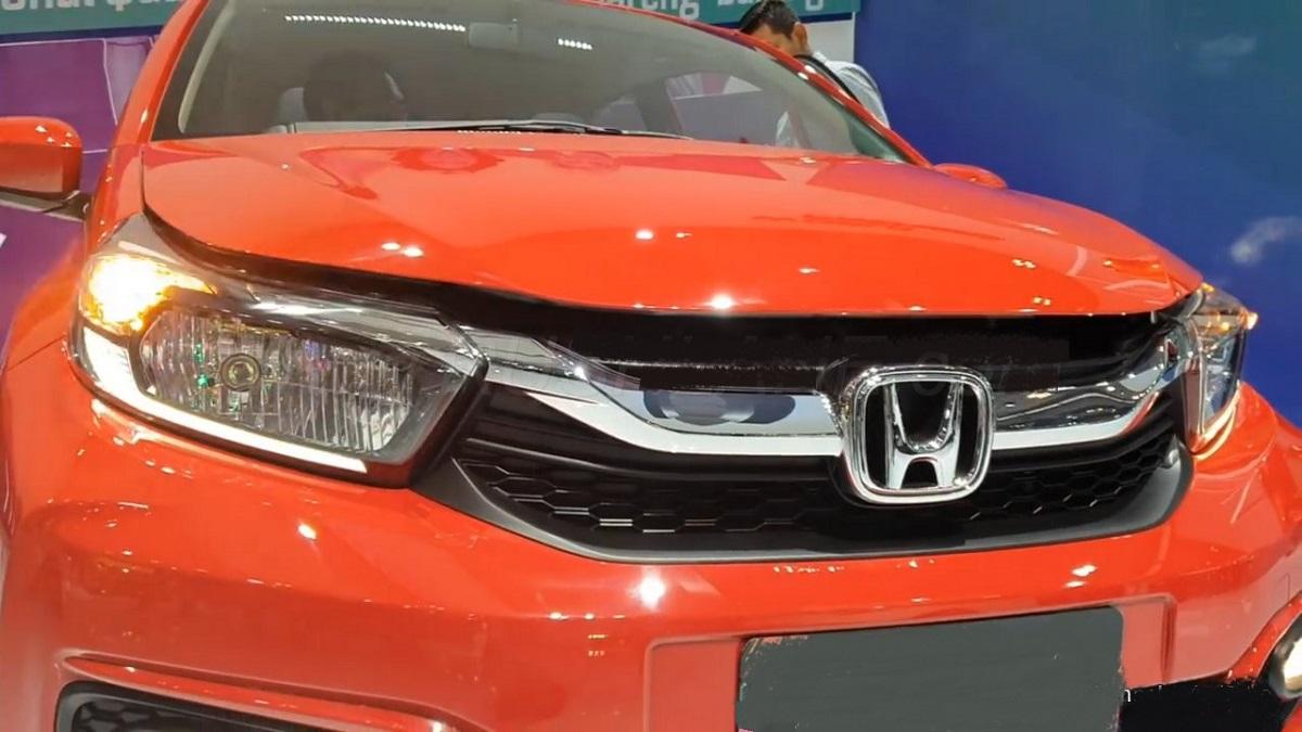 2021 Honda Brio front