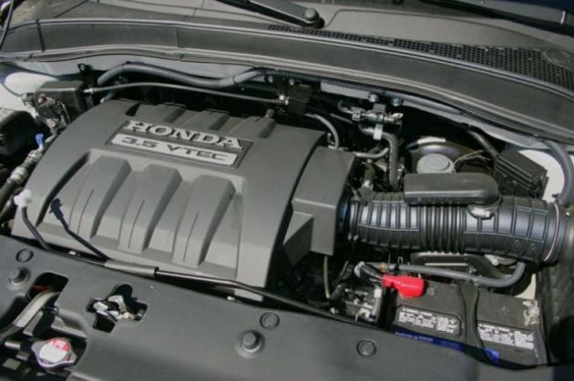 2021 Honda Pilot Special Edition engine