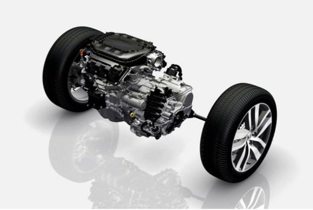 2021 Honda ZR-V engine