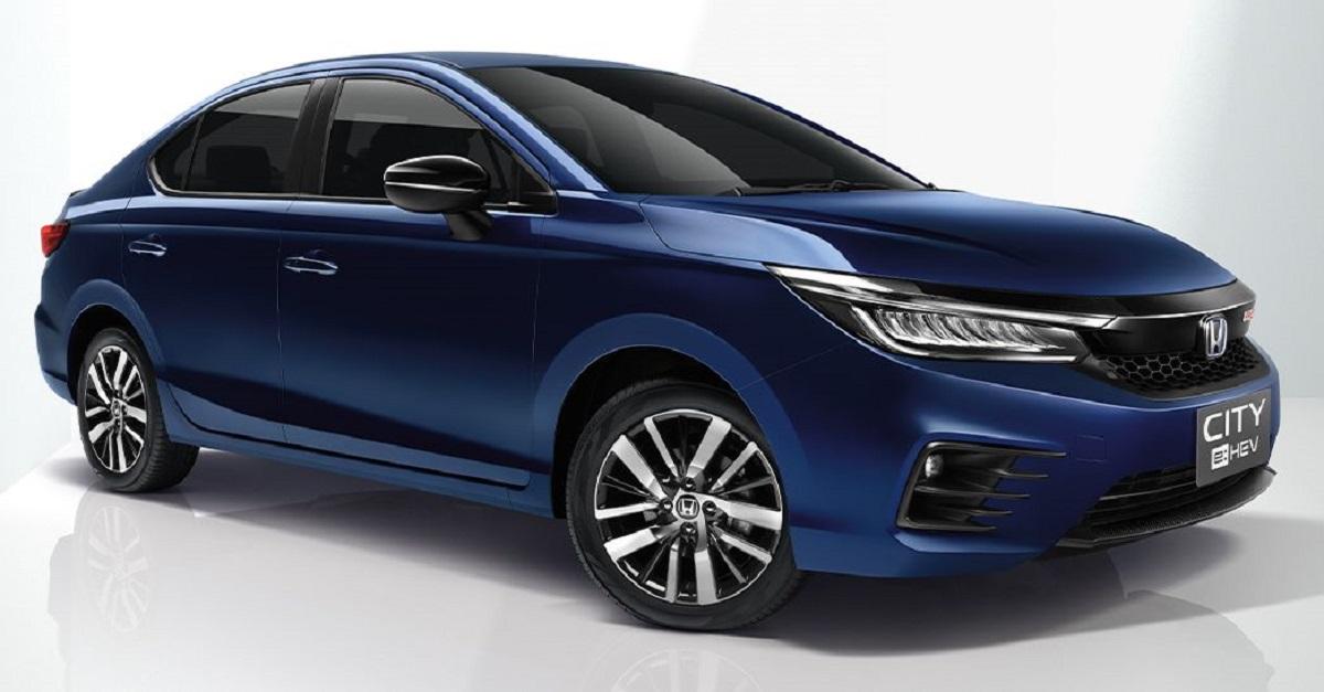 2021 Honda City eHEV Sport Hybrid