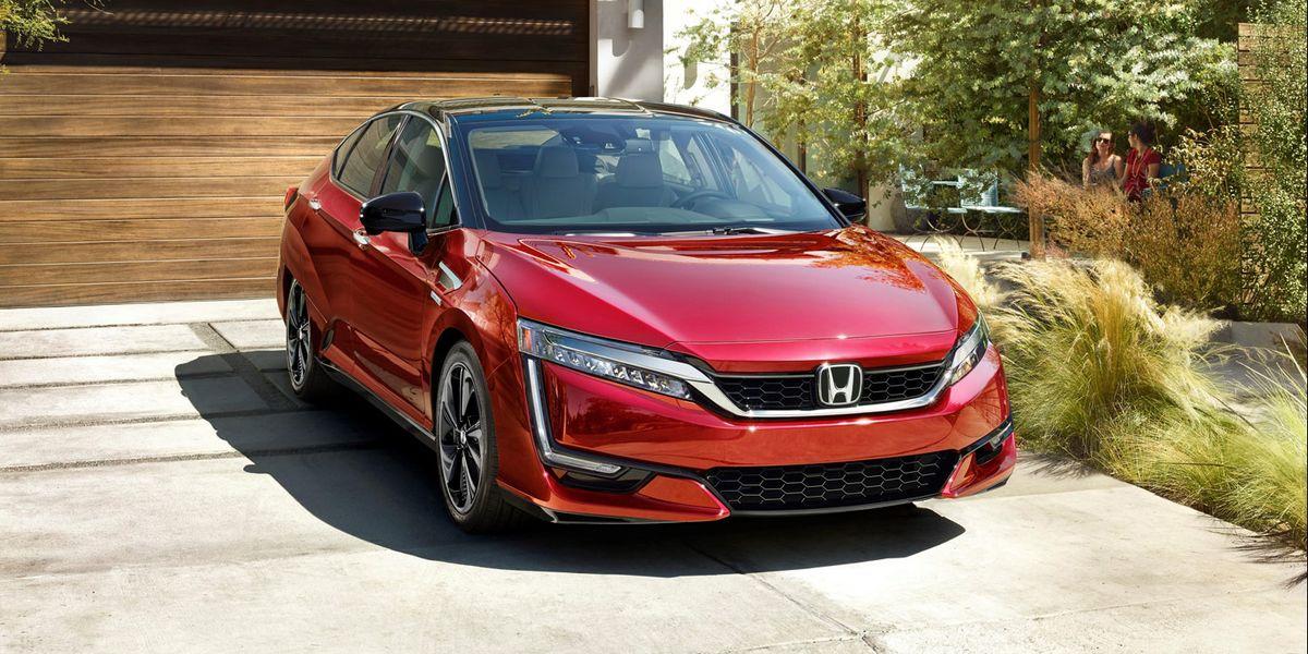 2022 Honda Clarity