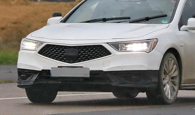 2022 Honda Legend front