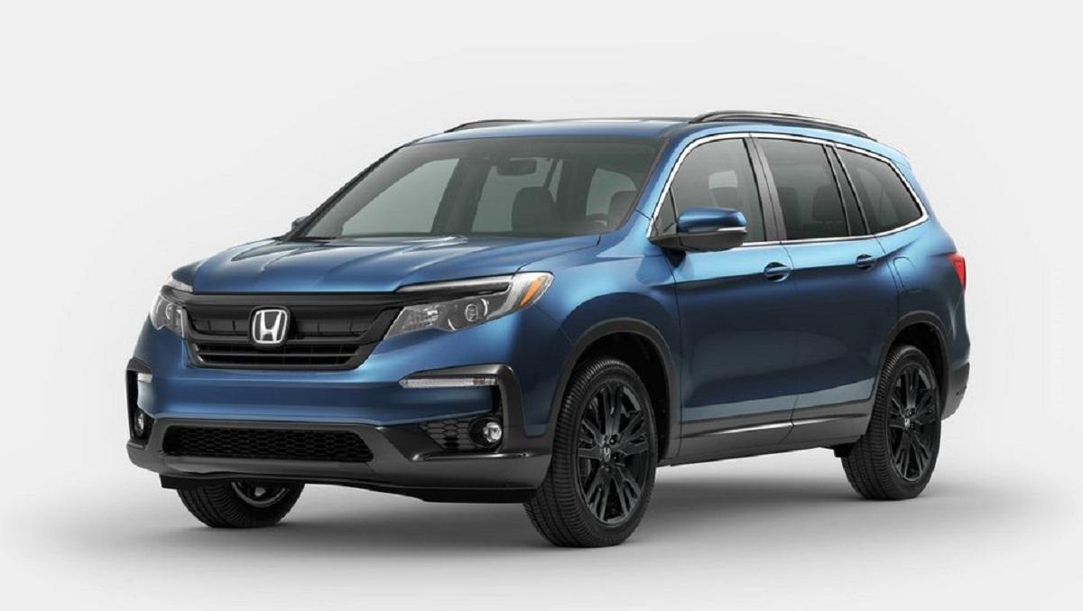 2022 Honda Pilot Touring