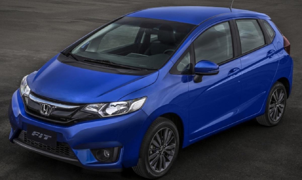 2022 Honda Fit front