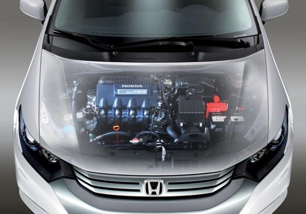 2022 Honda HR-V Hybrid System
