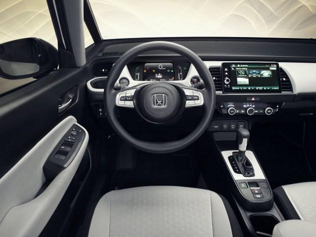 2022 Honda Jazz interior