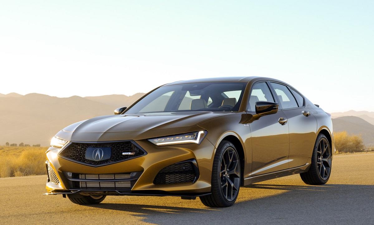 2022 Acura TLX Type S