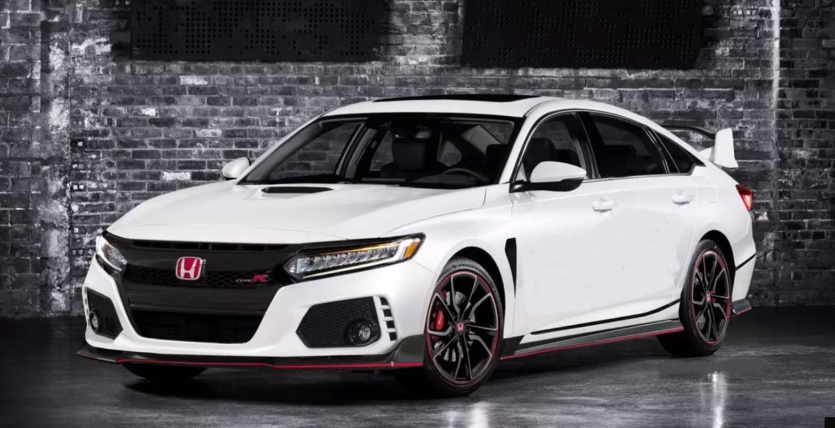 2022 Honda Accord Type R