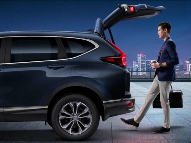 2022 Honda CR-V Special Edition side