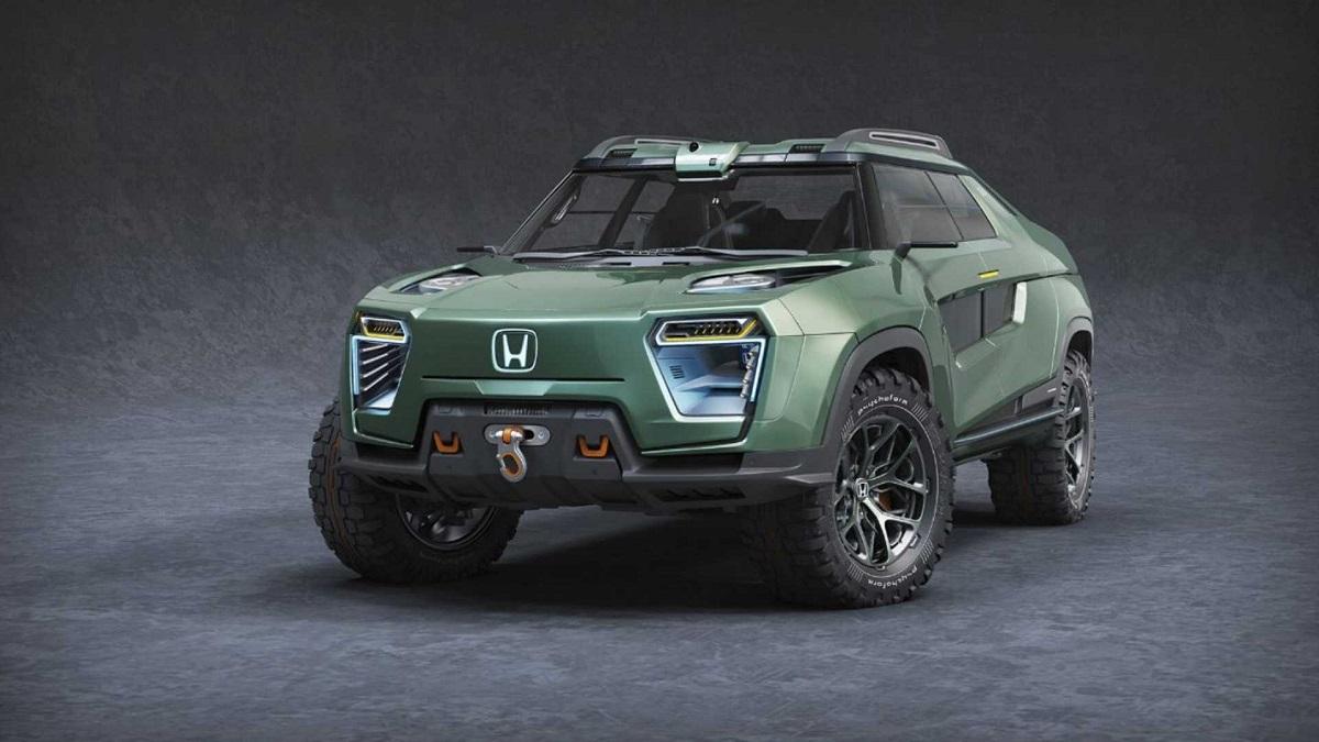 2023 Honda Ridgeline