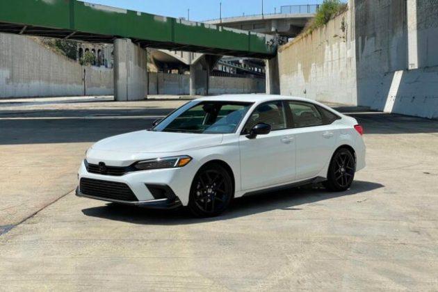 2022 Honda Civic Sport