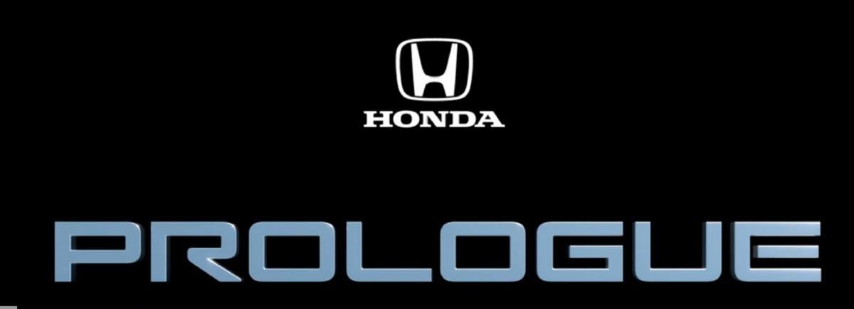 2024 Honda Prologue logo