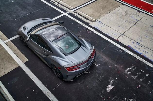 2023 Acura NSX Type S rear