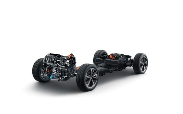 2023 Honda Clarity system