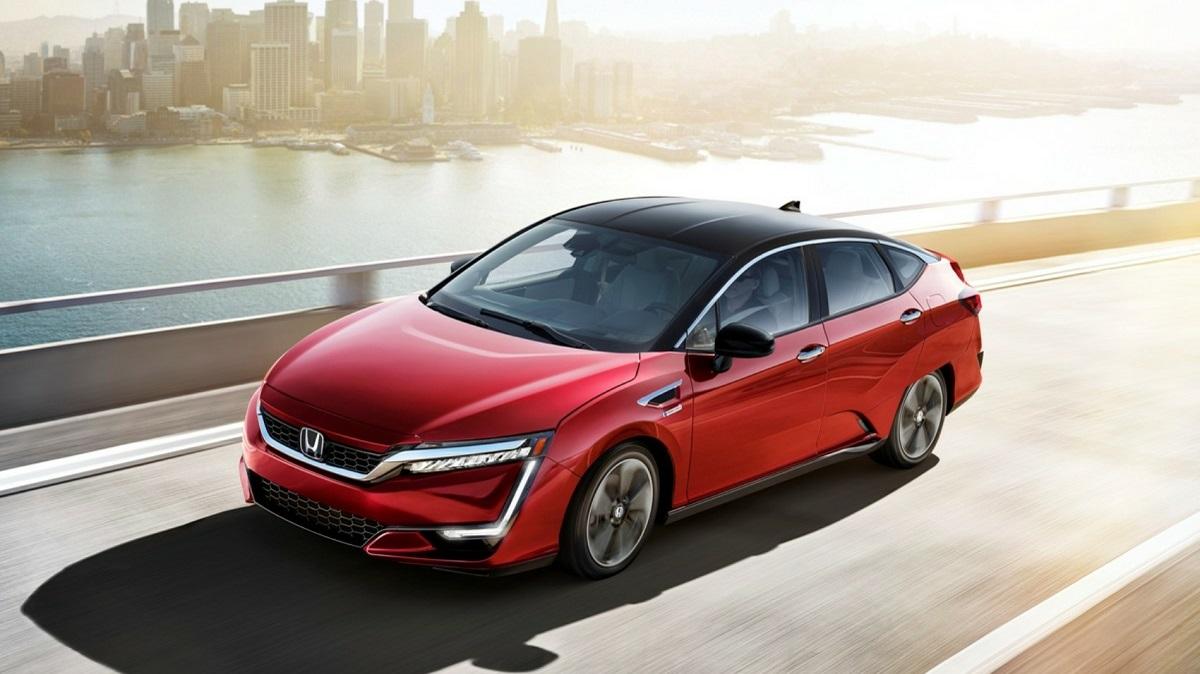 2023 Honda Clarity Plug-in Hybrid