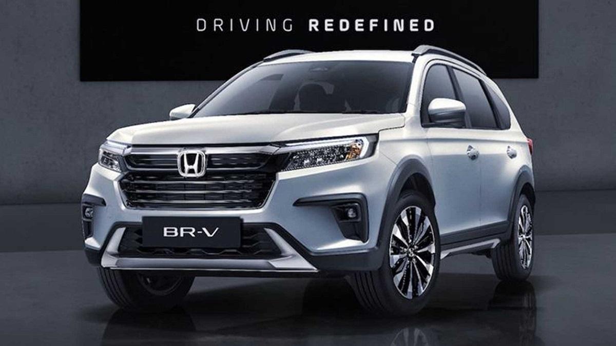 2023 Honda BR-V